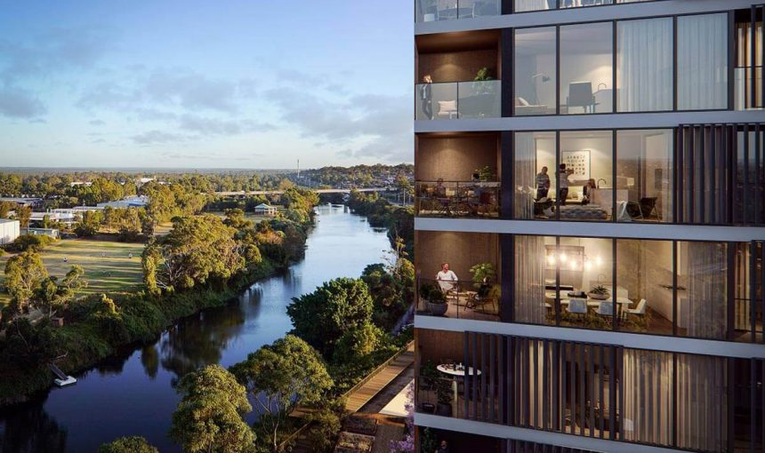 The Gild along Georges River