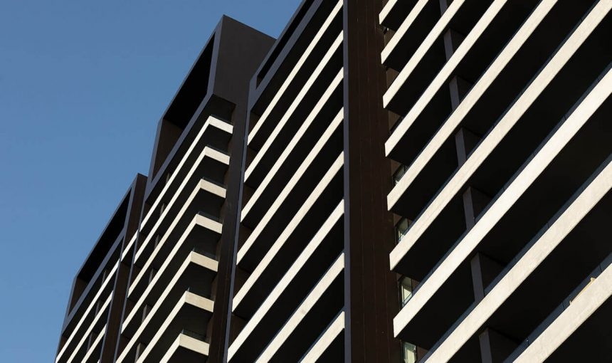 Building C Exterior - Riverside