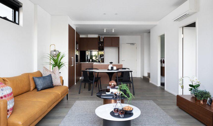 Building D Living Room