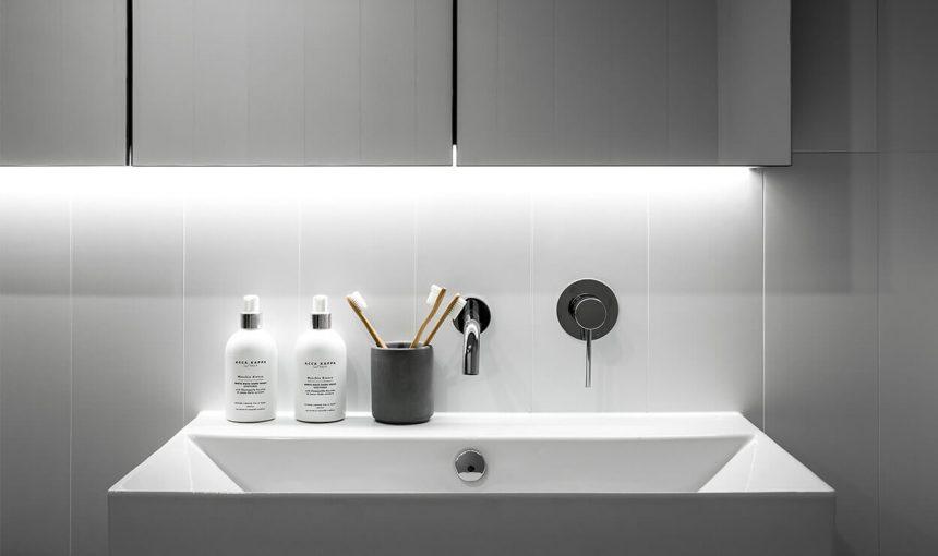 Building D Bathroom
