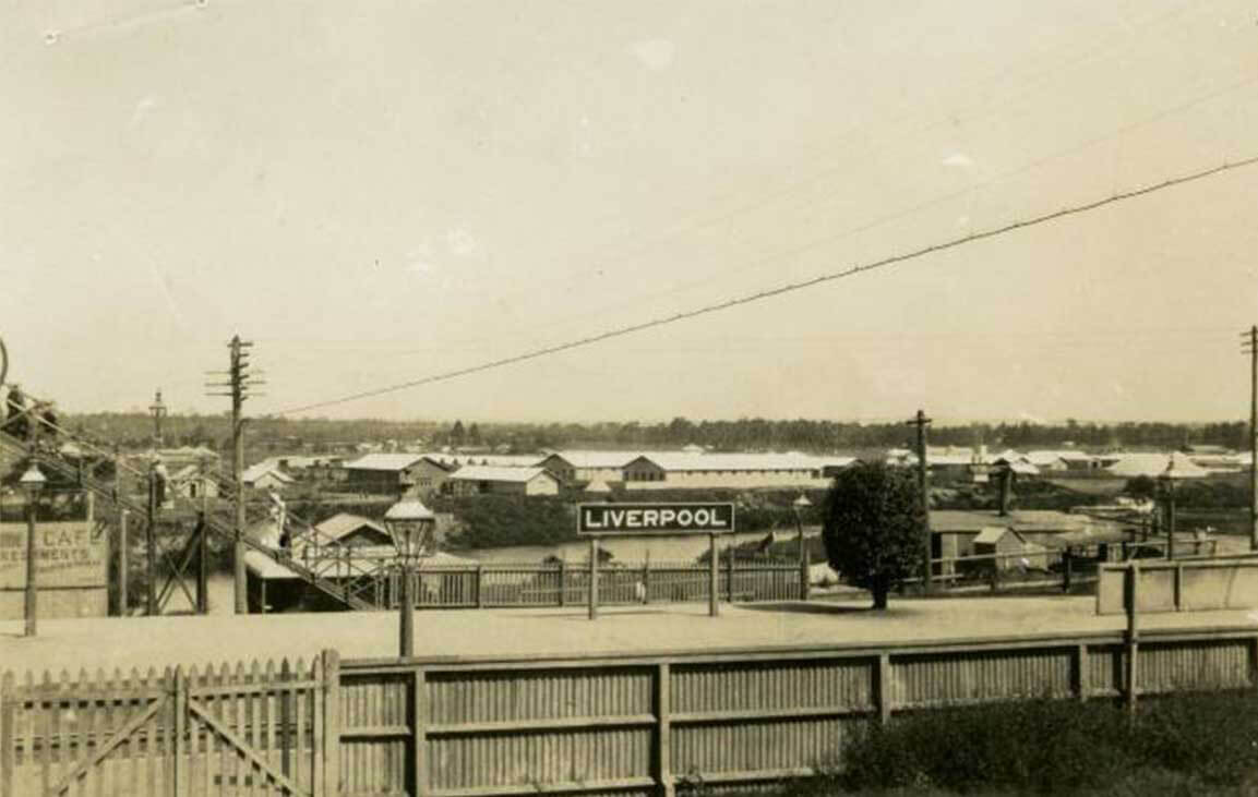 NSW'S FIRST RAILWAY LINE