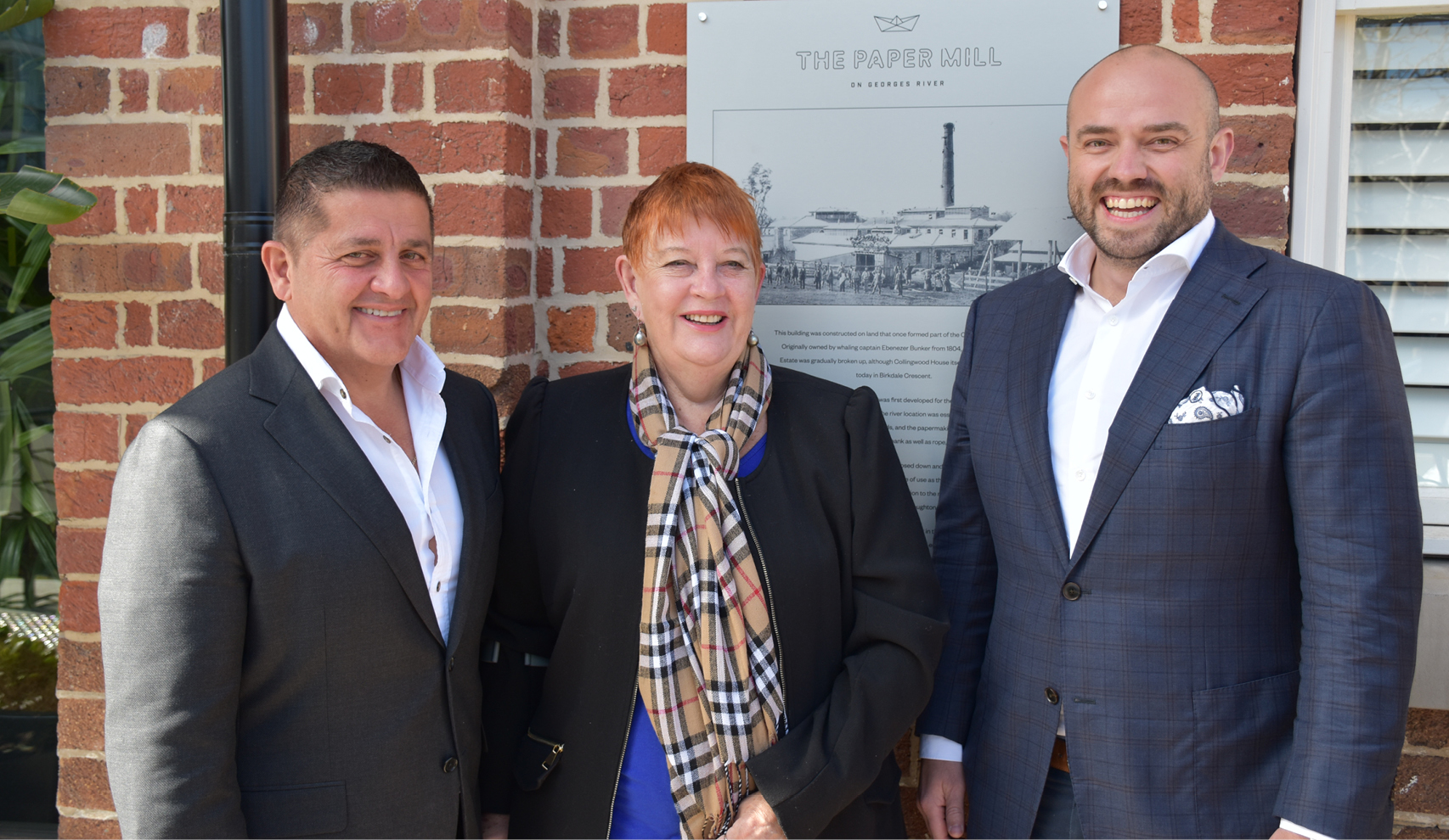 The Paper Mill Food, Food Made Social, The Paper Mill, Western Sydney Food, Coronation Property, Wendy Waller, Liverpool Mayor, Liverpool Property, Liverpool Investment