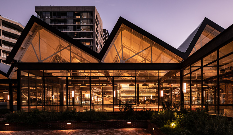 liverpool restaurants, the paper mill food, the paper mill precinct, the paper mill, real estate, sydney real estate, coronation property, trevor mein, property development, western sydney